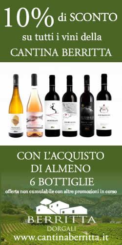 I vini della Cantina Berritta