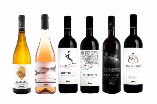 Cantina Berritta-Berritta Collection, sei vini, COFANETTO IN OMAGGIO