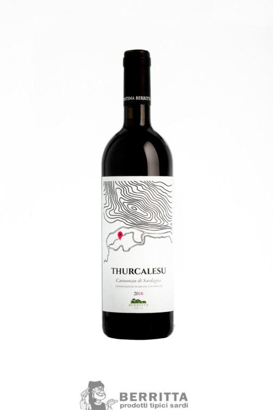 Cantina Berritta Dorgali, THURCALESU - Cannonau di Sardegna Doc MAGNUM, 1,5 lt