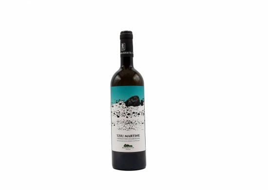 Cantina Berritta Dorgali, TZIU MARTINE Vermentino di Sardegna 2020 - 750 ml