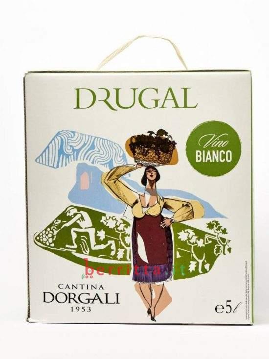 Cantina Dorgali, VINO BIANCO BAG IN BOX, 5 litri