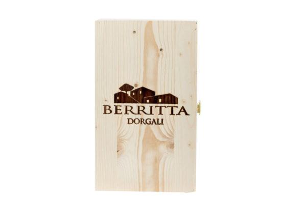 Cantina Berritta-Seafood Pairing, due vini, COFANETTO IN OMAGGIO